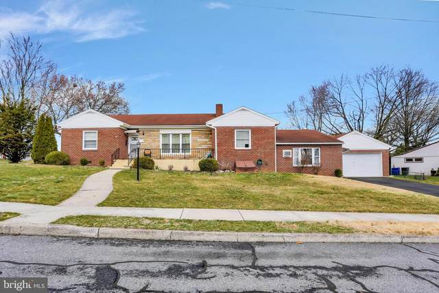 10 Moller Parkway, HAGERSTOWN, MD 21740 (#MDWA2001160) :: AJ Team Realty