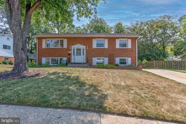 1906 Wintergreen Court, DISTRICT HEIGHTS, MD 20747 (#MDPG2005878) :: Century 21 Dale Realty Co