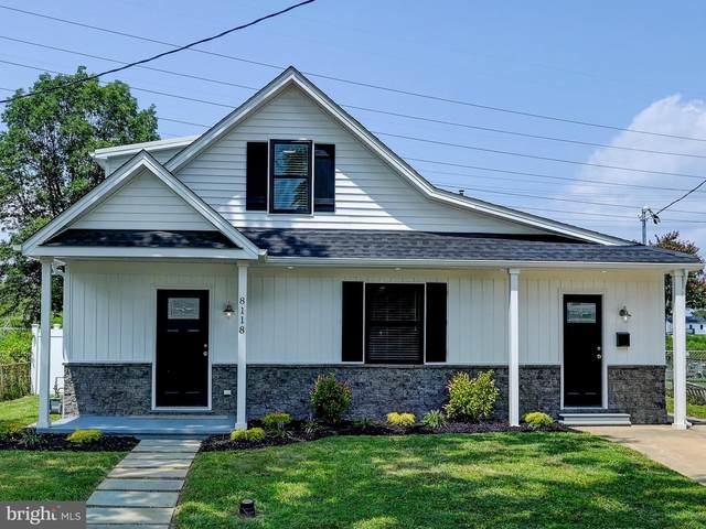 8118 Bullneck Road, BALTIMORE, MD 21222 (#MDBC2005596) :: Boyle & Kahoe Real Estate