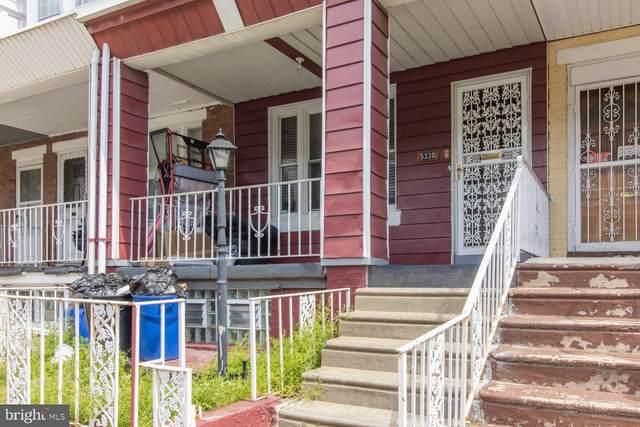5330 Hadfield Street, PHILADELPHIA, PA 19143 (#PAPH2015090) :: Keller Williams Real Estate