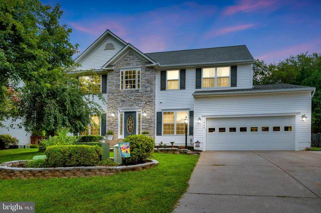1069 Virginia Avenue, CULPEPER, VA 22701 (#VACU2000562) :: A Magnolia Home Team