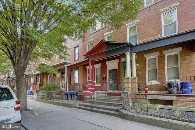 2258 N Park Avenue, PHILADELPHIA, PA 19132 (MLS #PAPH2015102) :: Kiliszek Real Estate Experts