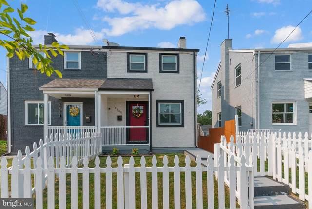 4355 G Street SE, WASHINGTON, DC 20019 (#DCDC2006652) :: Corner House Realty