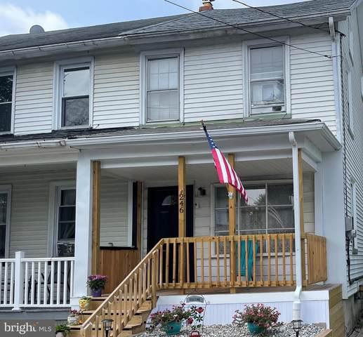 246 2ND Street, SLATINGTON, PA 18080 (#PALH2000496) :: The Dailey Group