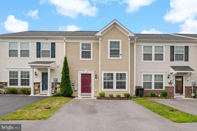 78 Fast View Drive, MARTINSBURG, WV 25404 (#WVBE2001278) :: The Dailey Group