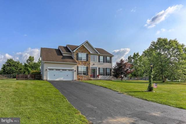 48 E Summit Drive, LITTLESTOWN, PA 17340 (#PAAD2000718) :: The Paul Hayes Group   eXp Realty