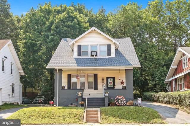 2305 Walnut Street, HARRISBURG, PA 17103 (#PADA2001760) :: The Joy Daniels Real Estate Group