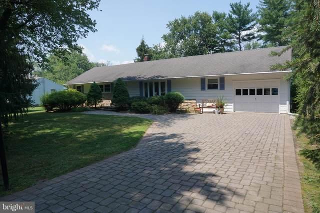 321 Washington Crossing Pennington Road, TITUSVILLE, NJ 08560 (#NJME2002760) :: Rowack Real Estate Team