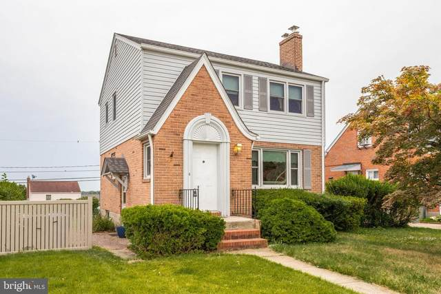 8013 Neighbors Avenue, BALTIMORE, MD 21237 (#MDBC2005614) :: New Home Team of Maryland