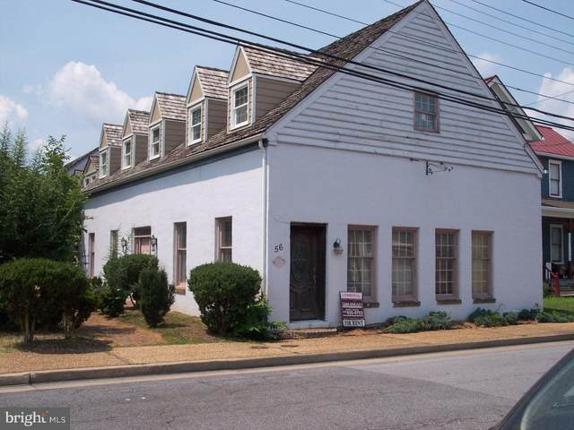56 Chester Street, FRONT ROYAL, VA 22630 (#VAWR2000446) :: ExecuHome Realty