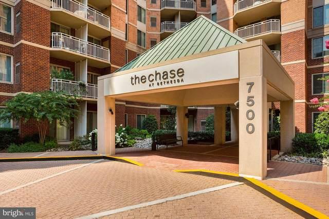 7500 Woodmont Avenue S1109, BETHESDA, MD 20814 (#MDMC2008324) :: City Smart Living