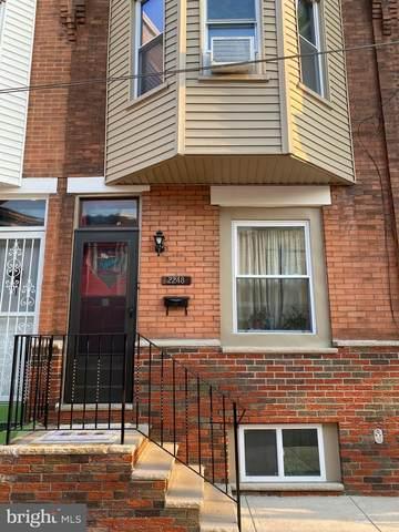 2248 Cantrell Street, PHILADELPHIA, PA 19145 (#PAPH2015154) :: Keller Williams Realty - Matt Fetick Team