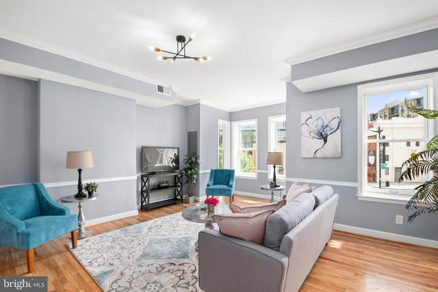 615 Florida Avenue NW #2, WASHINGTON, DC 20001 (#DCDC2006684) :: Eng Garcia Properties, LLC