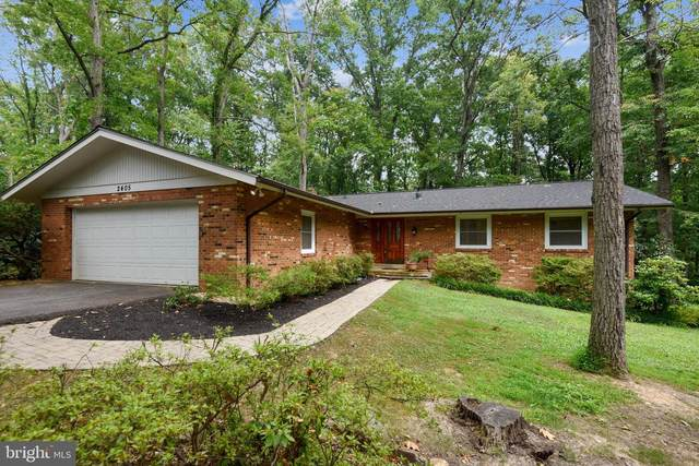 2405 Paddock Lane, RESTON, VA 20191 (#VAFX2011526) :: Debbie Dogrul Associates - Long and Foster Real Estate