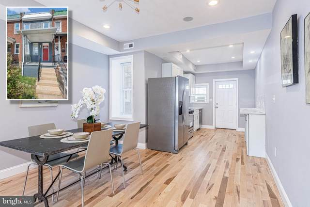 5313 Cuthbert Avenue, BALTIMORE, MD 21215 (#MDBA2006196) :: Teal Clise Group