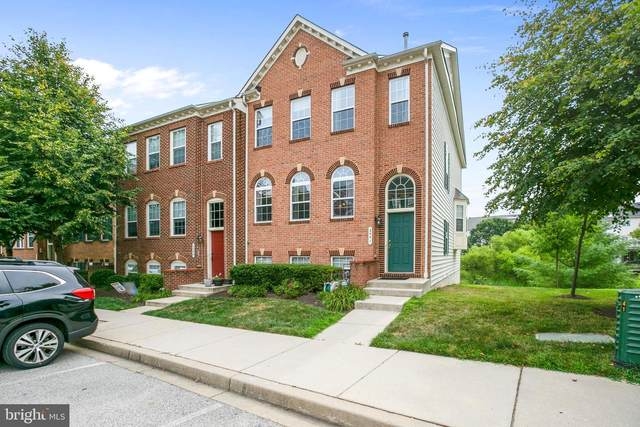 2041 Crescent Moon Court #15, WOODSTOCK, MD 21163 (#MDHW2002712) :: RE/MAX Advantage Realty