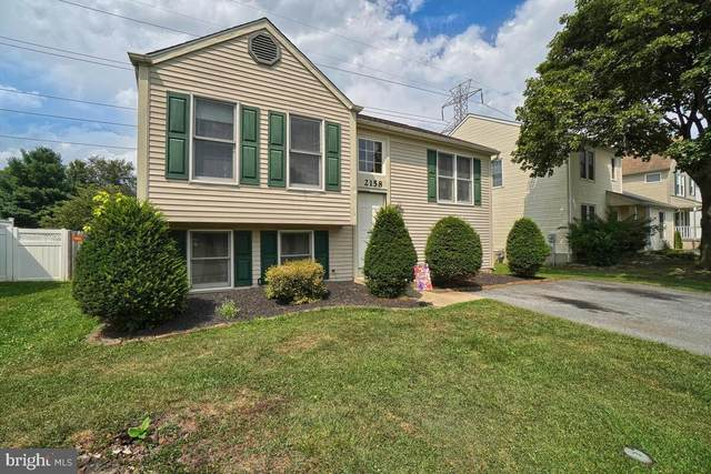 2158 Collingwood Lane, FREDERICK, MD 21702 (#MDFR2003176) :: New Home Team of Maryland