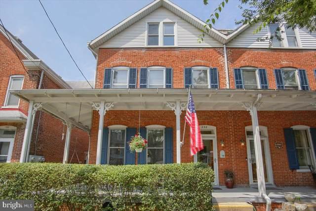 238 S West Street, CARLISLE, PA 17013 (#PACB2001742) :: The Craig Hartranft Team, Berkshire Hathaway Homesale Realty