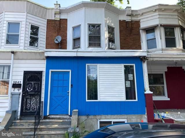 5045 Arch Street, PHILADELPHIA, PA 19139 (#PAPH2015278) :: Team Caropreso