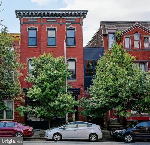 2207 E Baltimore Street, BALTIMORE, MD 21231 (#MDBA2006214) :: Corner House Realty