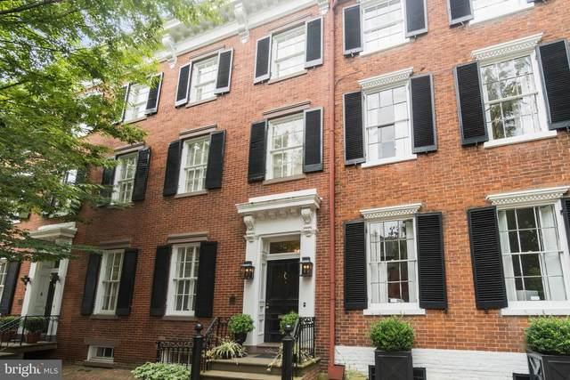 3026 P Street NW, WASHINGTON, DC 20007 (#DCDC2006750) :: Blackwell Real Estate