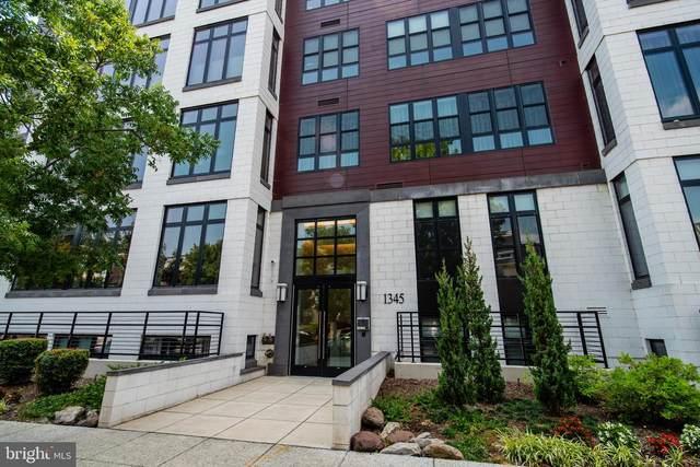 1345 K Street SE T01, WASHINGTON, DC 20003 (#DCDC2006756) :: BayShore Group of Northrop Realty