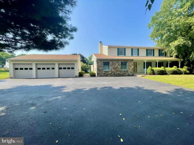 3914 Skyview Drive, MOUNT AIRY, MD 21771 (#MDFR2003194) :: Bic DeCaro & Associates