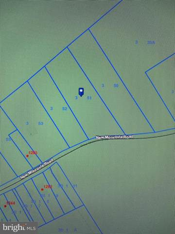 Lot 51 New Monrovia, COLONIAL BEACH, VA 22443 (#VAWE2000386) :: LoCoMusings