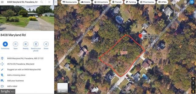 Maryland Road, PASADENA, MD 21122 (#MDAA2005238) :: SURE Sales Group
