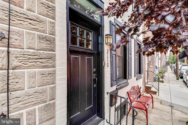 2110 Pemberton Street, PHILADELPHIA, PA 19146 (#PAPH2015338) :: Hergenrother Realty Group