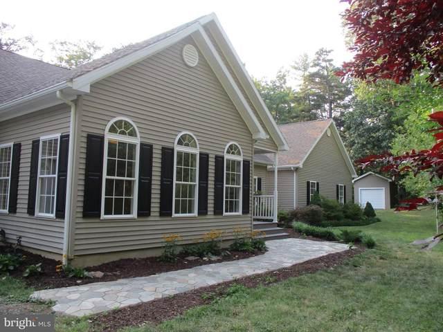 2411 Crossroad School Road, HEDGESVILLE, WV 25427 (#WVBE2001302) :: Colgan Real Estate