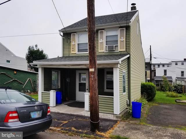 16 N Front Street, SAINT CLAIR, PA 17970 (#PASK2000752) :: TeamPete Realty Services, Inc