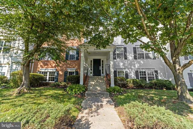 2405 Normandy Square Place #12, SILVER SPRING, MD 20906 (#MDMC2008442) :: The Vashist Group