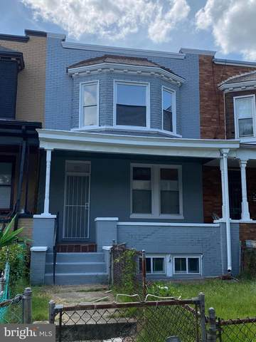 1910 N Wolfe Street, BALTIMORE, MD 21213 (#MDBA2006270) :: Century 21 Dale Realty Co