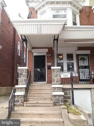 220 S 53RD Street, PHILADELPHIA, PA 19139 (#PAPH2015392) :: VSells & Associates of Compass