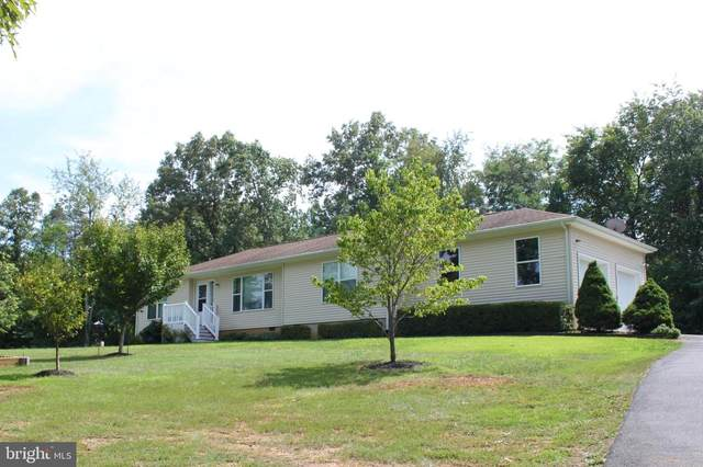 1303 Tanners Road, ORANGE, VA 22960 (#VAMA2000066) :: AJ Team Realty