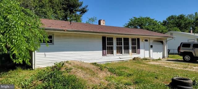 169 President Drive, DOVER, DE 19901 (#DEKT2001468) :: Colgan Real Estate