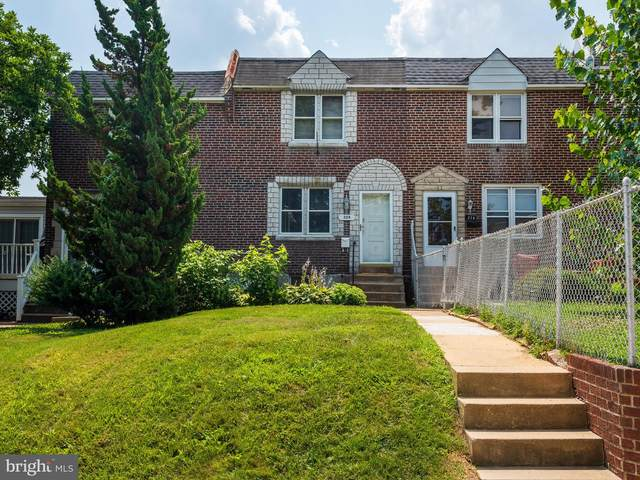 224 Crestwood Drive, CLIFTON HEIGHTS, PA 19018 (#PADE2003918) :: Lee Tessier Team