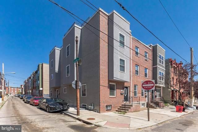 1643 Francis Street A, PHILADELPHIA, PA 19130 (#PAPH2015436) :: McClain-Williamson Realty, LLC.