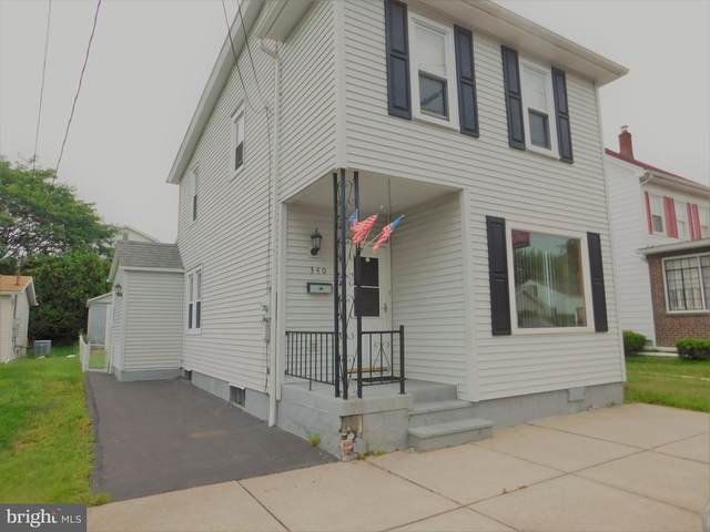 340 W Ludlow Street, SUMMIT HILL, PA 18250 (#PACC2000178) :: Charis Realty Group