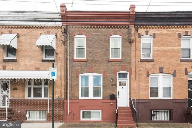 1832 W Passyunk Avenue, PHILADELPHIA, PA 19145 (#PAPH2015450) :: BayShore Group of Northrop Realty