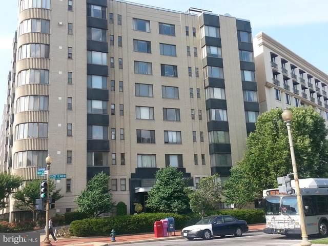 1 Scott Circle NW #203, WASHINGTON, DC 20036 (#DCDC2006822) :: Century 21 Dale Realty Co