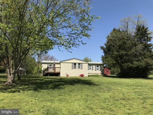 5164 Dickerson Road, PARTLOW, VA 22534 (#VASP2001518) :: Jim Bass Group of Real Estate Teams, LLC