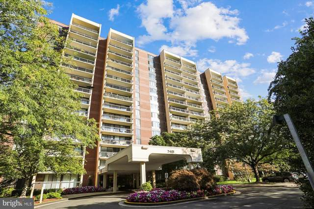 7401 Westlake Terrace #207, BETHESDA, MD 20817 (#MDMC2008512) :: Corner House Realty