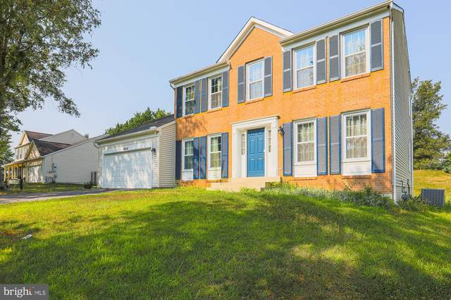 4806 Briercrest Court, BOWIE, MD 20720 (#MDPG2006046) :: Betsher and Associates Realtors