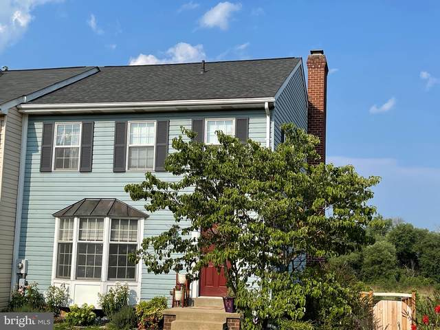8025 Waterview Court, FREDERICK, MD 21701 (#MDFR2003226) :: The Vashist Group