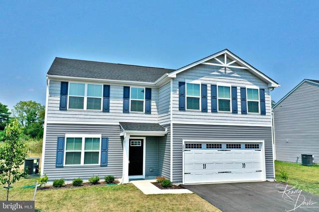 292 Switchgrass Court, BUNKER HILL, WV 25413 (#WVBE2001318) :: The Schiff Home Team