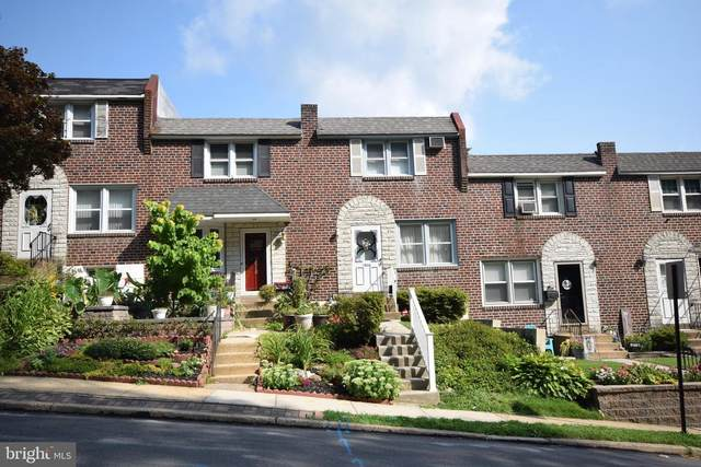 5016 Palmer Mill Road, CLIFTON HEIGHTS, PA 19018 (#PADE2003932) :: Lee Tessier Team