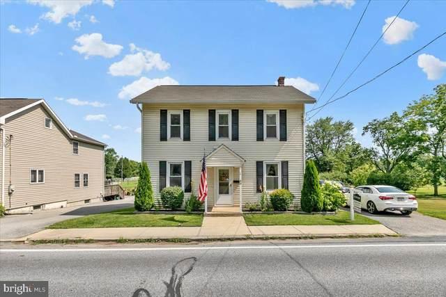 49 Germantown Avenue, CHRISTIANA, PA 17509 (#PALA2002844) :: The Joy Daniels Real Estate Group