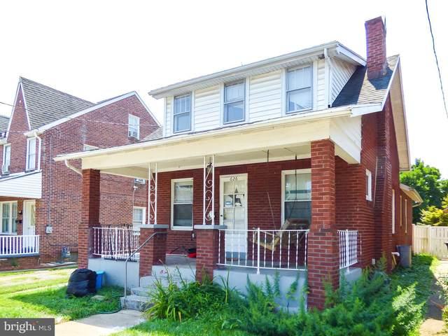 626 N Pershing Avenue, YORK, PA 17404 (#PAYK2003312) :: The Craig Hartranft Team, Berkshire Hathaway Homesale Realty